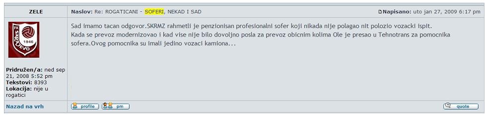 forum soferi