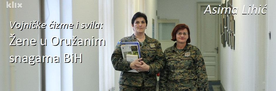 Vojničke čizme i svila