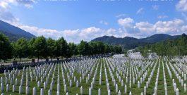 Dvadeset druga godisnjica genocida u Srebrenici